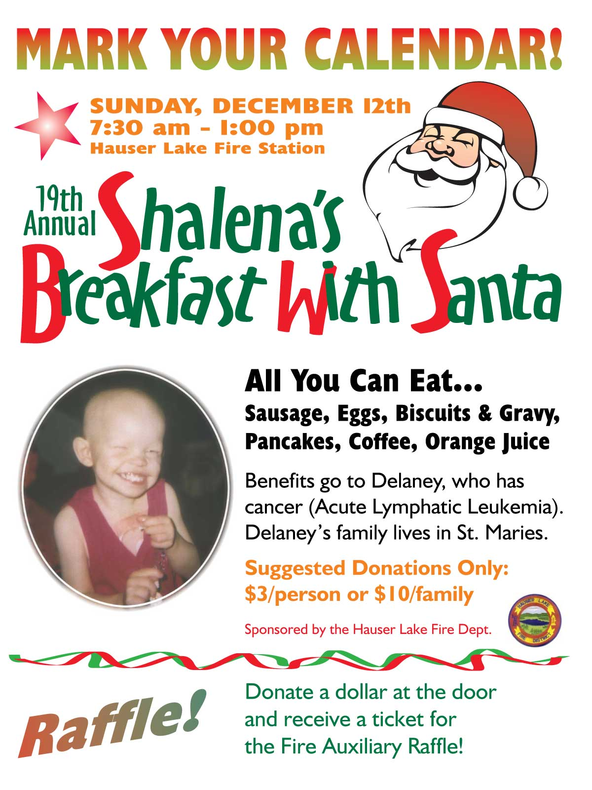 Breakfast with Santa 2004 Delaney