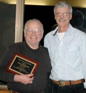 Myron and John in 2013